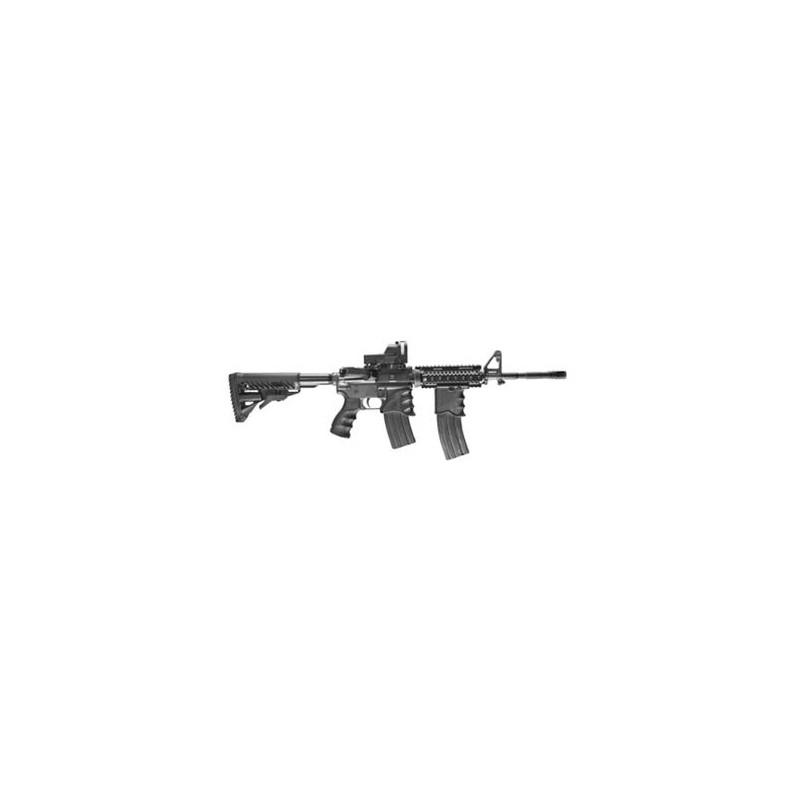 """Dan Wesson 715 Revolver 4"""" silver"""
