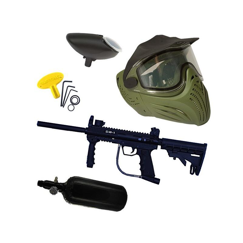 Kit canon Court pour Ares Amoeba Striker AS-01